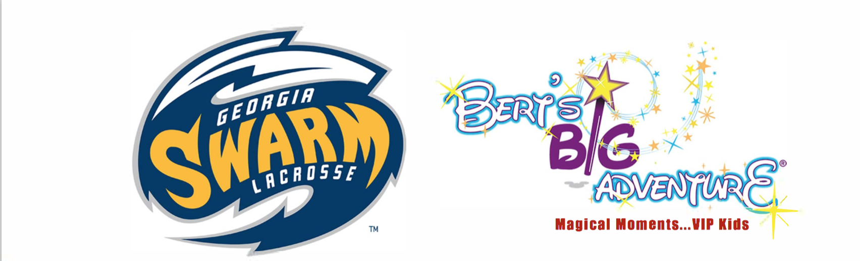 Georgia Swarm Partners with Bert's Big Adventure for 2017 Season