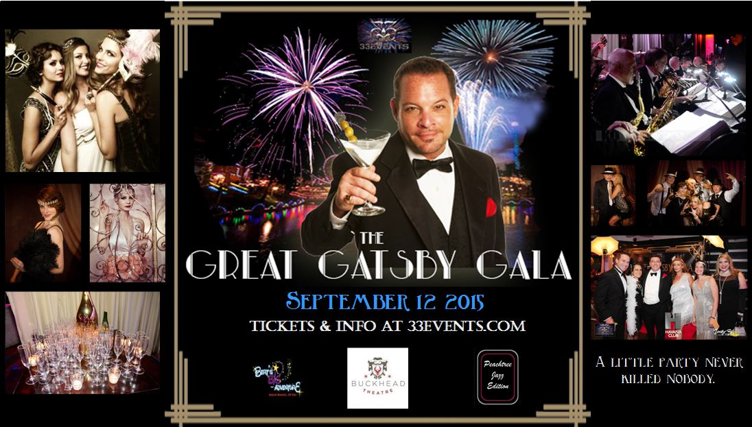Save the Date: The 2nd Annual Great Gatsby Gala