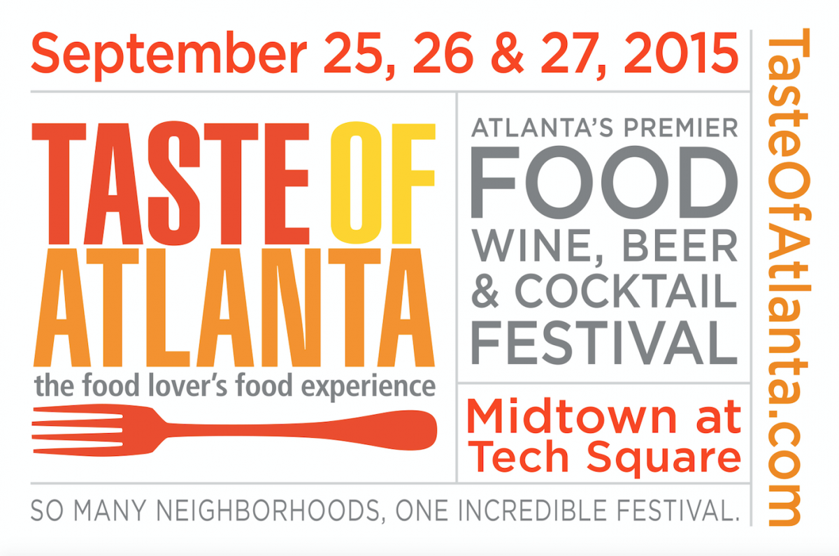 Sample ATL's Best Flavors at Taste of Atlanta