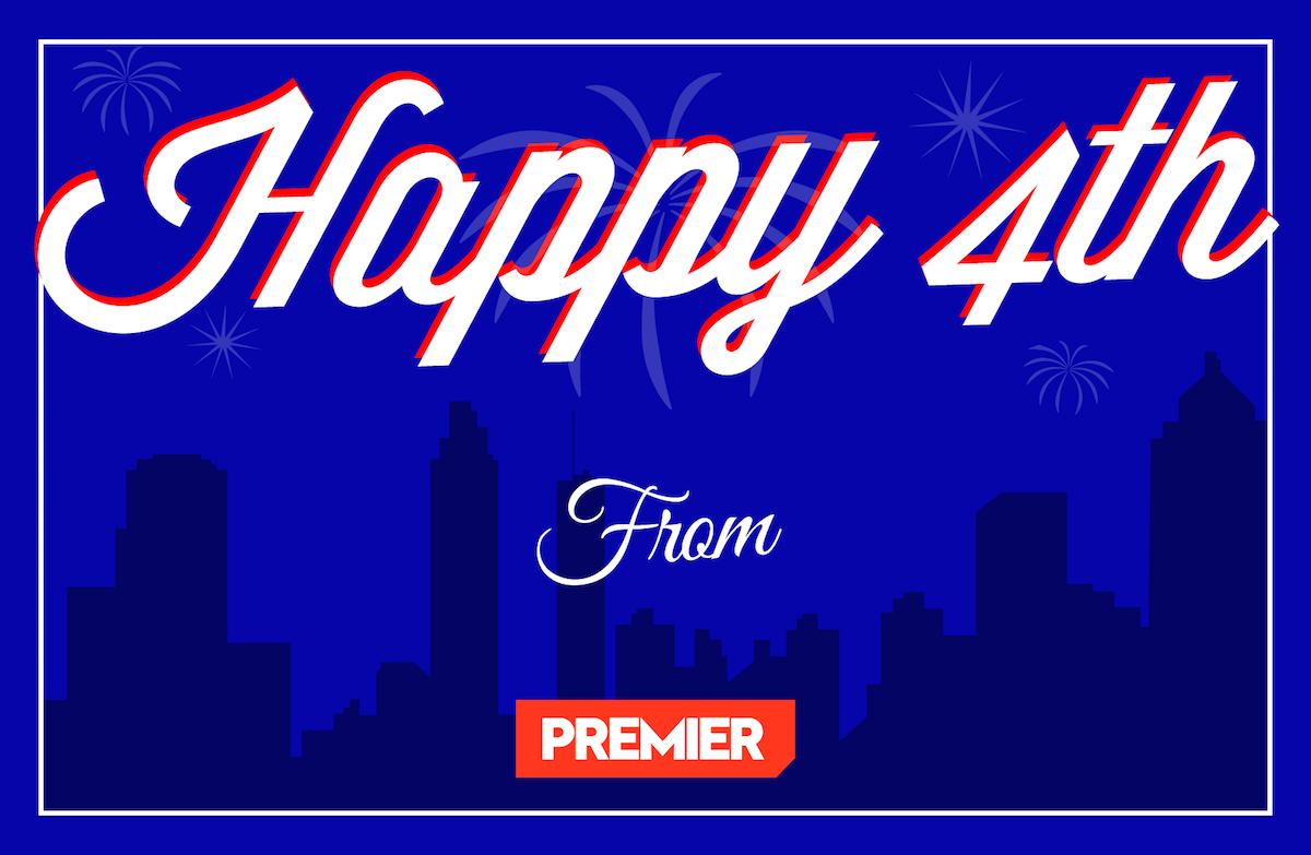 Happy Independence Day from Premier Agency!