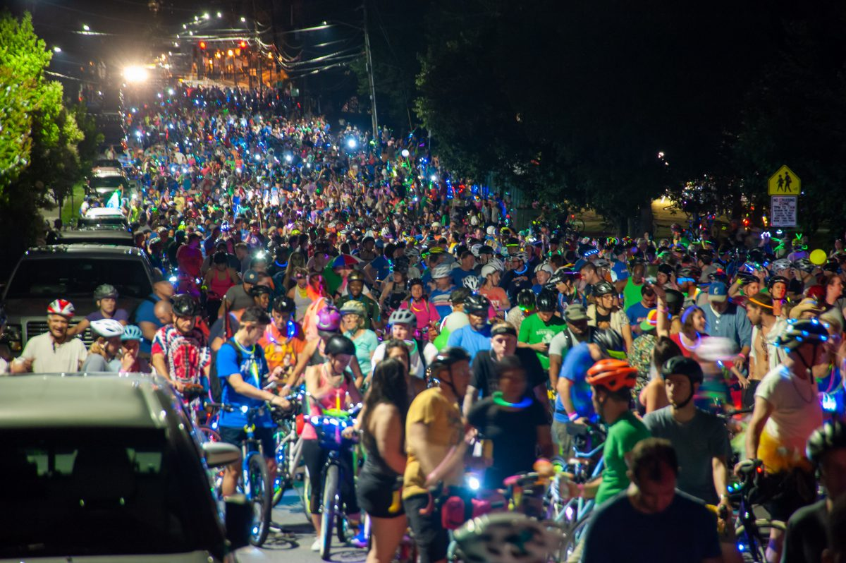 Atlanta Moon Ride Presented by CapTech Lights up the Streets on June 7