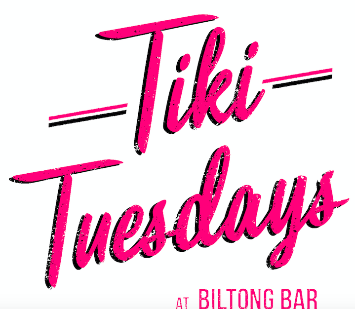 Tiki Tuesdays at Biltong Bar – Buckhead