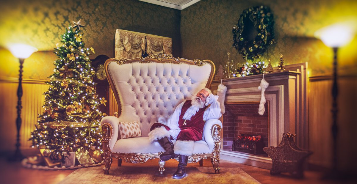 Santa's Fantastical Returns to Atlanta this November