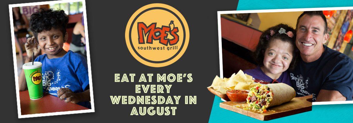 Moe's Wednesdays for Bert's Big Adventure Returns This Month!